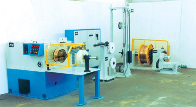 Precision Layer Winding Machine