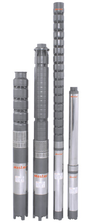"Submersible Pumps for 100mm (4"") and 150mm (6"") Borewells"